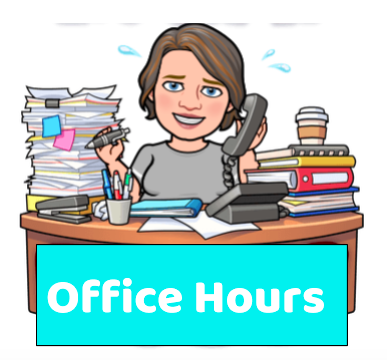 Office Hours with Mrs. Stearns